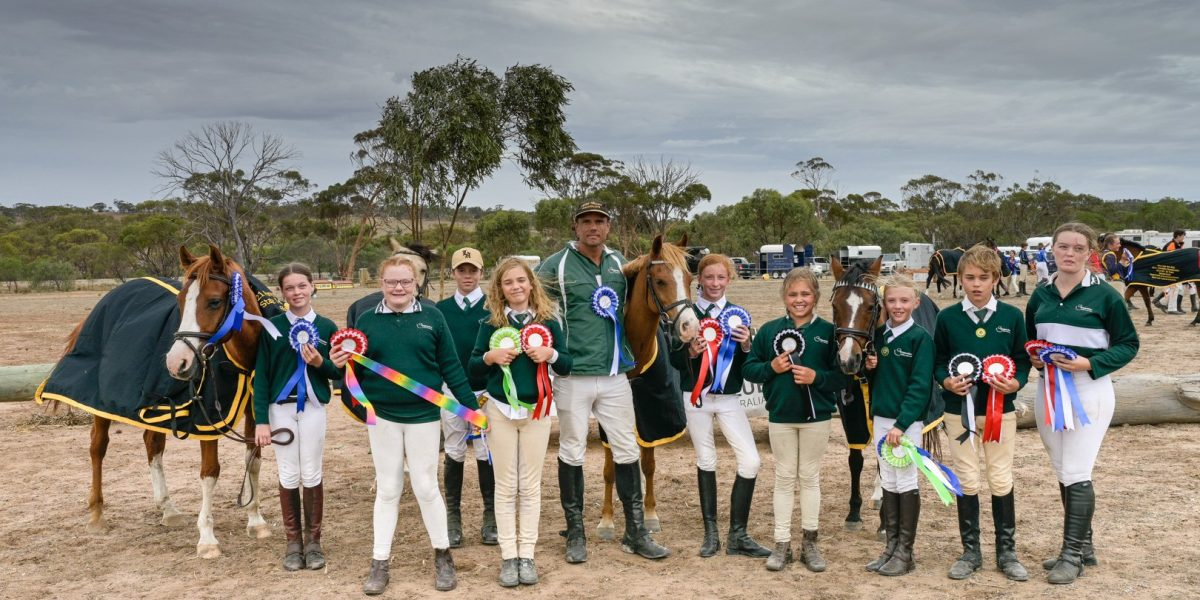 Pony Club WA State Tetrathlon Championship